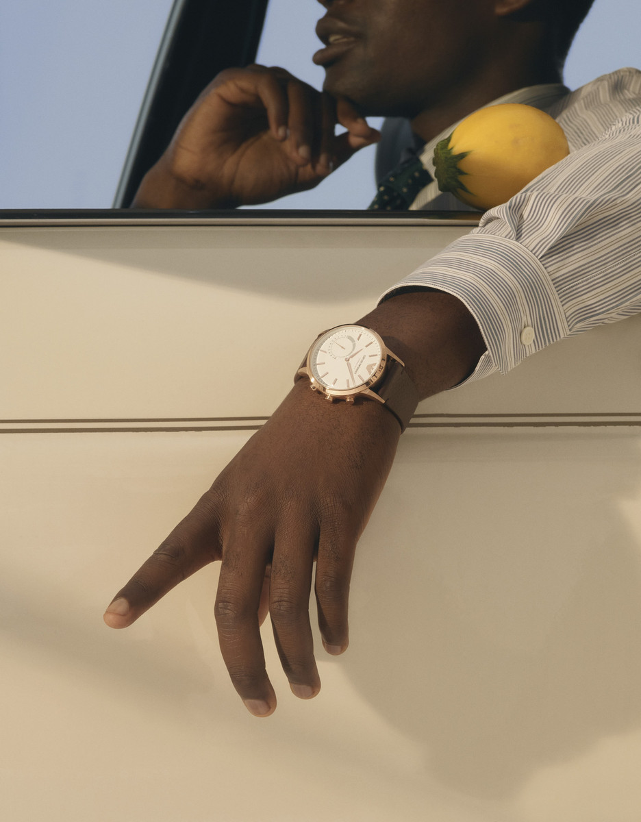 Icon Magazine Watches — © , Charles Negre