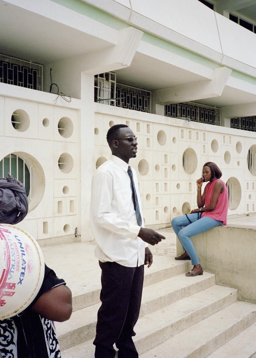 Senegal – Cellar Door — © , Charles Negre